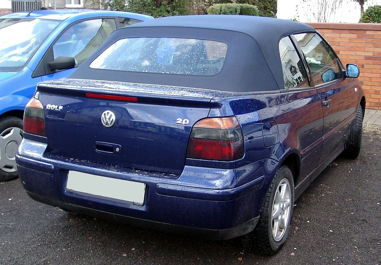 file vw golf iv cabrio rear wikimedia commons. Black Bedroom Furniture Sets. Home Design Ideas