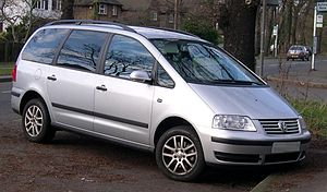 Volkswagen Sharan - Image: VW Sharan