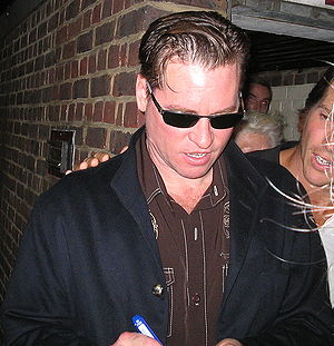 Val Kilmer - Kilmer in June 2005