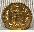Valentiniano III, emissione aurea, 375-392, 03.JPG