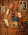 Valette-Penot - Trompe-l'œil à la gravure de Sarrabat.jpg