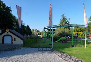 De Valkenier - Image: Valkenburg, Pretpark Valkenier 01