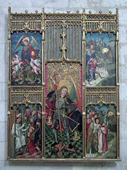 Altarpiece of Saint Michael (Corrales de Duero)