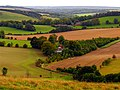 Valley between Summer and Walbury Hills - geograph.org.uk - 62315.jpg