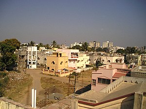 English: City of Valsad, in the state of Gujar...