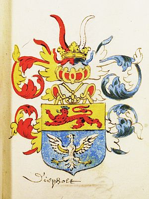 Lordship of Diepholz - Arms of the Van Diepholt family of Utrecht