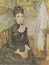 Van Gogh - Frau, neben einer Wiege sitzend.jpeg