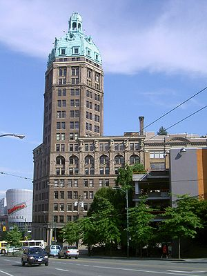 Sun Tower - Image: Vancouver Sun Tower