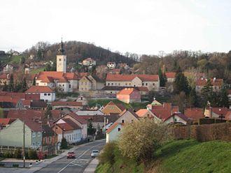 D24 road (Croatia) - Varaždinske Toplice, on the D24 road route