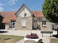 Variscourt (Aisne) mairie.JPG