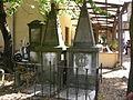 Vecchio cimitero ebraico di firenze 05 tomba.JPG