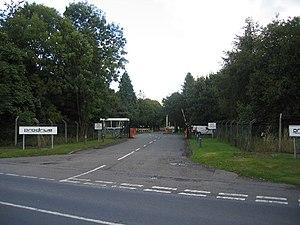 Prodrive - Proving ground in Warwickshire