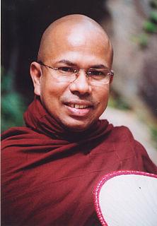 Kiribathgoda Gnanananda Thero Sri Lankan monk