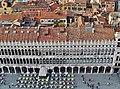 Venezia Blick vom Campanile der Basilica di San Marco auf die Piazza San Marco 4.jpg