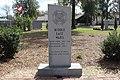 Veterans Memorial Park, Reidsville, Middle East Wars memorial.jpg