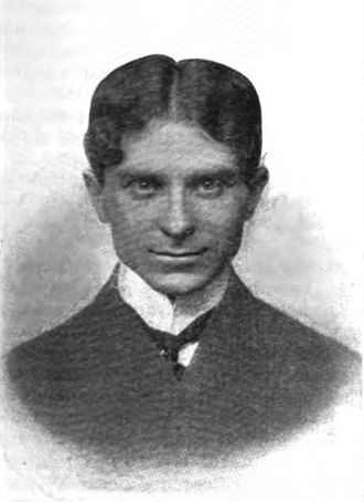 Victor Rosewater - Victor Rosewater ca. 1900