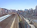 View from Shin-Tokorozawa Station 2F.jpg