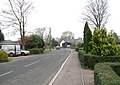 View north-east along Church Road - geograph.org.uk - 1576068.jpg