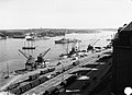 View over Stockholm harbour 1932.jpg