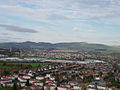 View towards the north from Dundee Law - geograph.org.uk - 9743.jpg