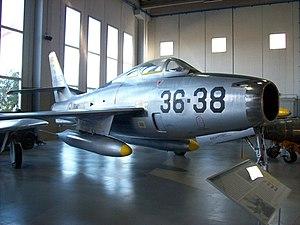 Vigna di Valle 20110812 — Republic F-84F Thunderstreak.jpg