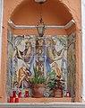 Vilamarxant. Retaule ceràmic de la Mare de Déu dels Desamparats i altres sants 1.jpg