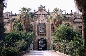 Villa Palagonia - A view of Villa Palagonia