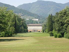 Villa Reale Detta La Pratolina Firenze