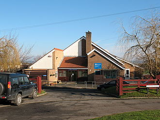 Topcliffe, North Yorkshire - The primary school at Topcliffe