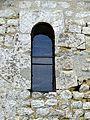 Villeneuve-sur-Verberie (60), église de Noël-Saint-Martin, nef, 1ère fenêtre romane du nord.jpg