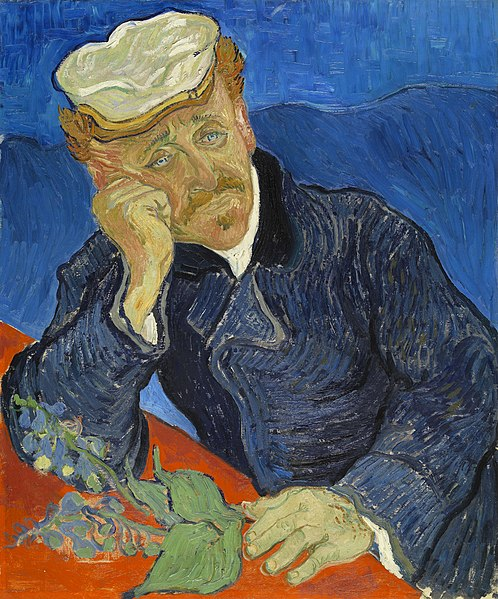 File:Vincent van Gogh - Dr Paul Gachet - Google Art Project.jpg