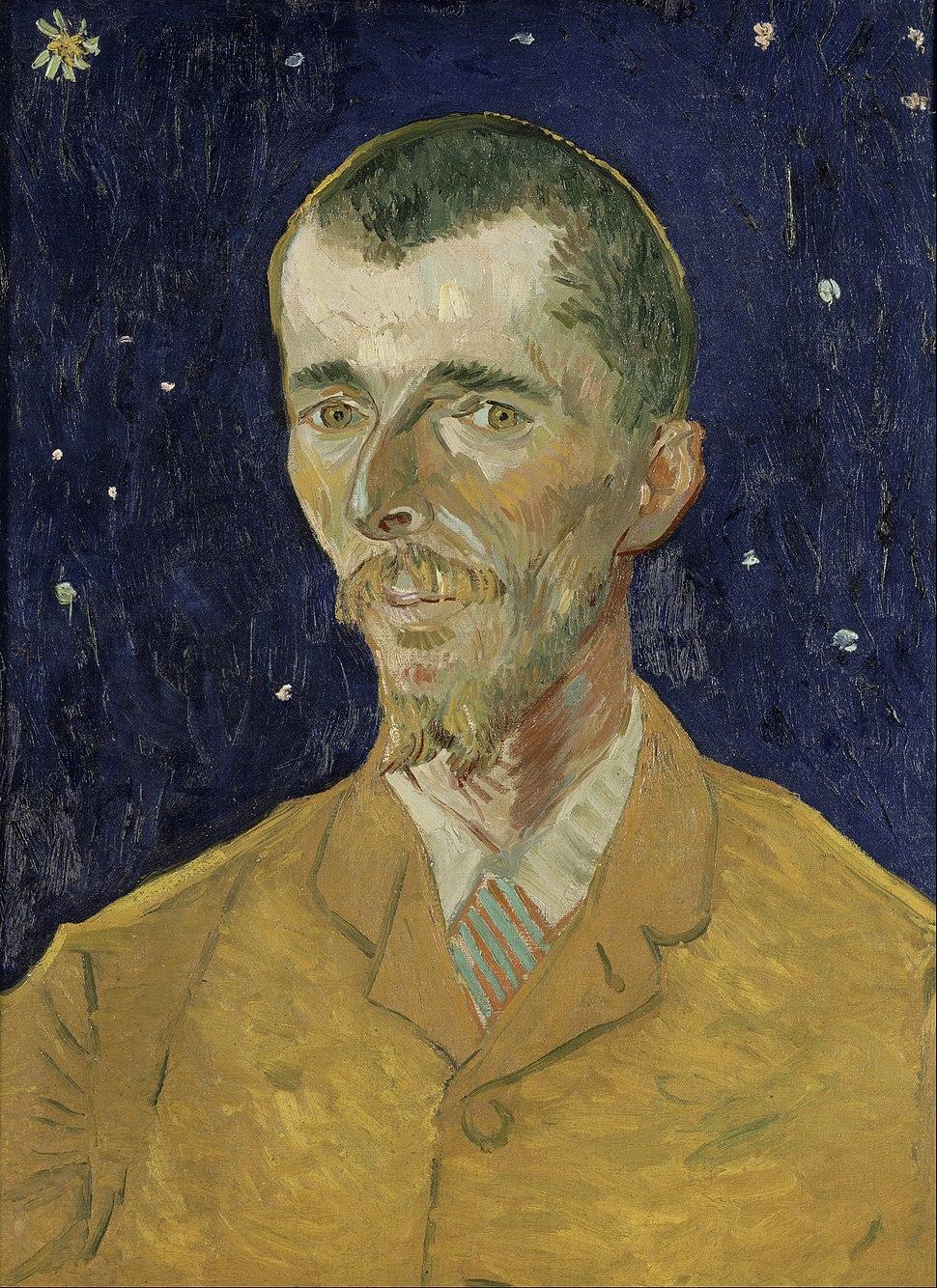 Vincent van Gogh - Eugène Boch - Google Art Project