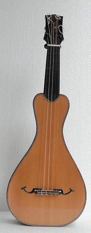 Viola de cocho - Image: Violadecocho