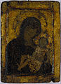 Virgin and Child, with a silver revetment - Google Art Project.jpg