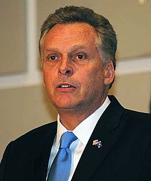 Governor of Virginia