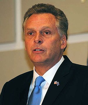 Virginia Governor Democrats Terry McAuliffe 095 Cropped.jpg