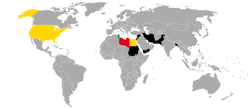 Visa policy of libya wikipedia visa policy of libya gumiabroncs Gallery