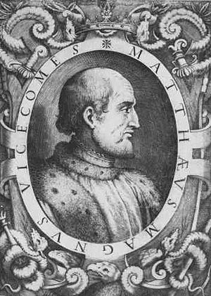 Visconti, Matteo (1250-1322)