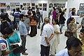 Visitors At Inaugural Day - 45th PAD Group Exhibition - Kolkata 2019-06-01 1582.JPG