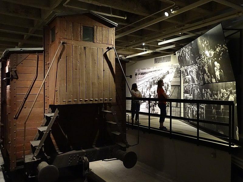 Museus do Holocausto Washington