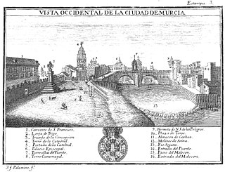 History of Murcia History of Murcia