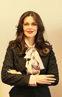 Vlora Çitaku Kosovar politician