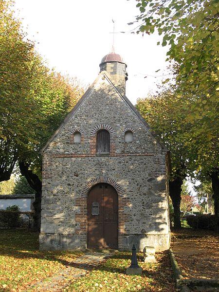 Voisines: chapelle