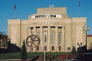 Volksbühne - Volksbühne, Berlin