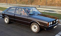 Primera generación del Volkswagen Scirocco.