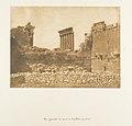Vue générale des ruines de Baâlbek, prise à l'Est MET DP131968.jpg