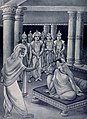 Vyasa talking with Gandhari.jpg