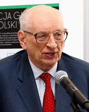 Władysław Bartoszewski - Image: Władysław Bartoszewski 2012