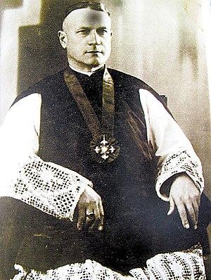 Soldau concentration camp - Priest Władysław Skierkowski murdered at the camp in 1941