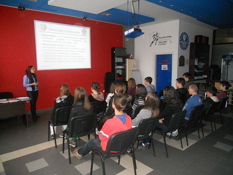 File:WMRS Educational program, KZMI 2014-05.JPG